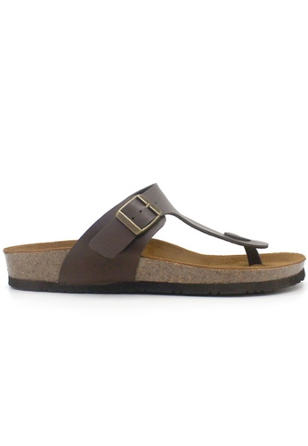 SoleSimple brown SoleSimple Rome - Brown 4A5A2SHC86FDD1GS_1