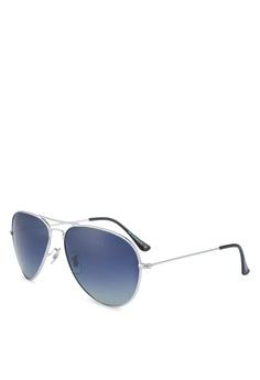 59cf28027784 Privé Revaux blue The Commando Sunglasses 13DDFGLDDEAB88GS_1