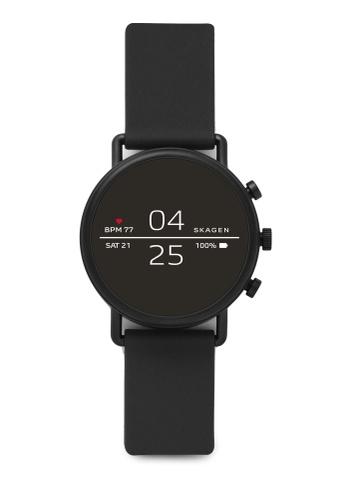 Skagen black Falster 2 Touchscreen Smartwatch SKT5100 BE8D1ACA91FD6EGS_1