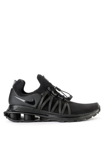 Nike black Nike Shox Gravity Shoes 68F2BSH2AD0075GS_1