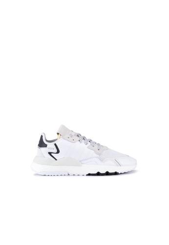 ADIDAS white nite jogger 60AE4SHD10D0FBGS_1