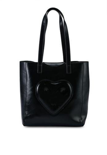 Milliot & Co. black Annabelle Totes Bag 42478AC1930B4AGS_1