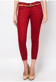 Skinny Buttlifter Pants
