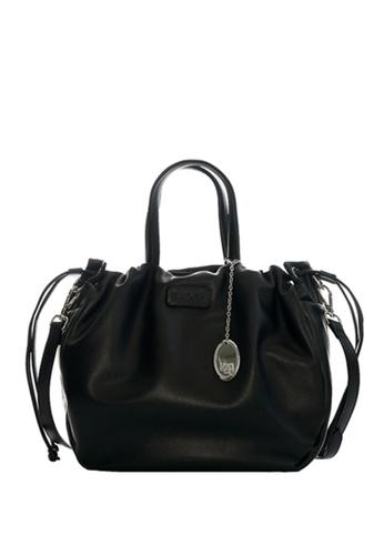 Pierre Cardin black Aaida Bucket Bag 3E77DAC4B5768DGS_1
