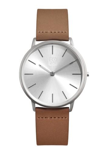 Zoom brown Casual Men's Watches ZM 5010M.2501 BEDC8AC0380EC7GS_1