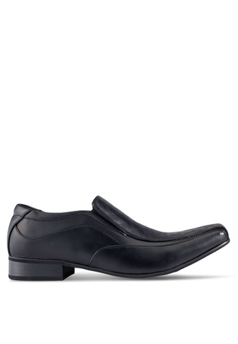 Louis Cuppers black Formal Business Shoes LO977SH0RJGHMY_1