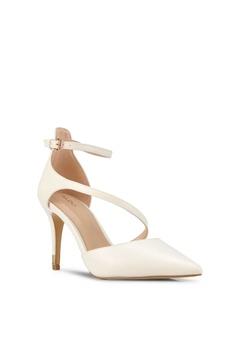 400364307b6d ALDO Vetrano D'orsay Pump Block Heels S$ 149.00. Sizes 6.5 7.5 8.5 9