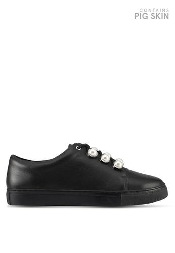 E8 by Miista black Hattie Sneakers E8283SH0STIFMY_1
