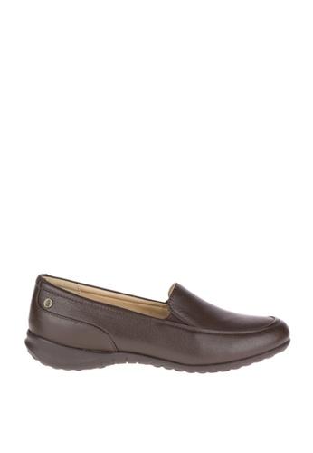 Hush Puppies brown Libi Bria Casual Shoes HU326SH0JI0UPH_1