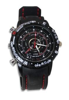 MC06D 2MP 8GB Spy Camera Watch