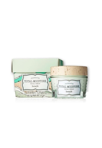 Benefit white Benefit Total Moisture Facial Cream BE670BE0RQZYMY_1