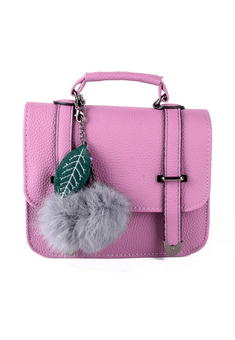 Korean Style Top Handle Bag