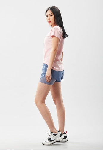AVIVA pink AVIVA Claire Favourite Short Sleeve Top 99A6EAA3074728GS_1