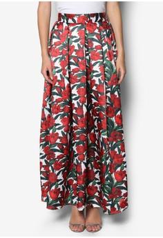 Tulips Maxi Skirt