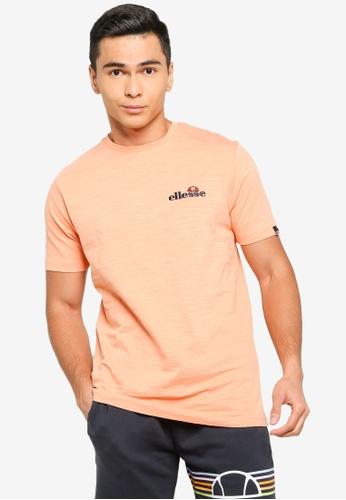 Ellesse orange Mille Tee 6F8B9AAAF67EE2GS_1