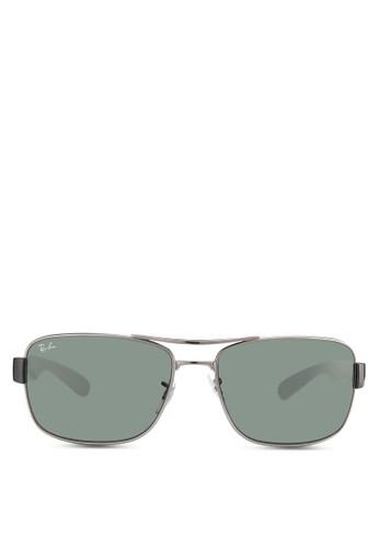 RB3522 方框太陽眼esprit outlet 高雄鏡, 飾品配件, 飾品配件