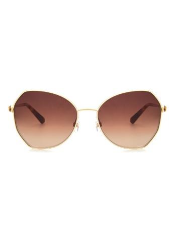 Swarovski brown SWAROVSKI SK0266 32G Sunglasses 56AA0GL4B29198GS_1