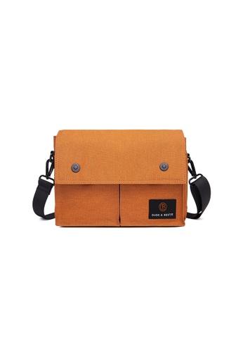 The Dude orange Wander Sling Bag TH373AC90FQRHK_1