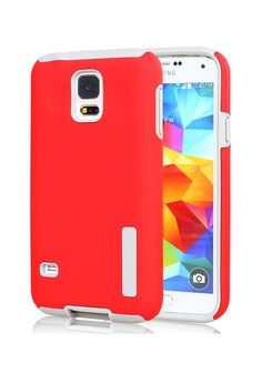 Dual Pro HardShell Case with Impact Absorbing Core for Samsung Galaxy S5
