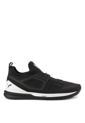 Puma black Ignite Limitless 2 Shoes 93B8FSHF8D43EFGS_1