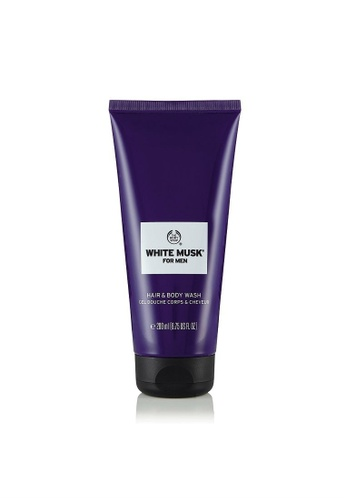 The Body Shop White Musk® For Men Hair & Body Wash TH455BE01HBAMY_1