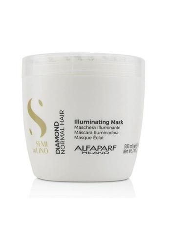 ALFAPARF ALFAPARF - 亞麻籽璀璨髮膜 (一般髮質) Semi Di Lino Diamond Illuminating Mask 500ml/17.4oz C9277BE8F571E2GS_1