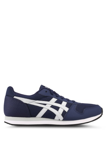 ASICSTIGER grey Curreo II Shoes AS610SH0SVVDMY_1