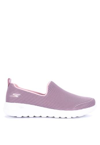 d9dcb8374ca35 Shop Skechers Go Walk Joy Centerpiece Slip On Sneakers Online on ZALORA  Philippines