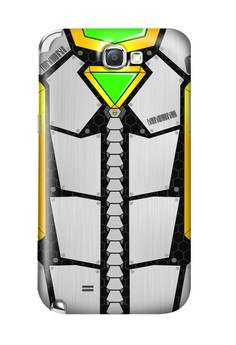Mecha JD001 Glossy Hard Case for Samsung Galaxy Note 2