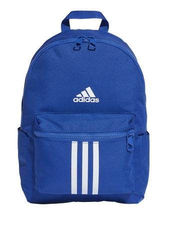 ADIDAS blue classic backpack little kids D2865KC65AFA30GS_1