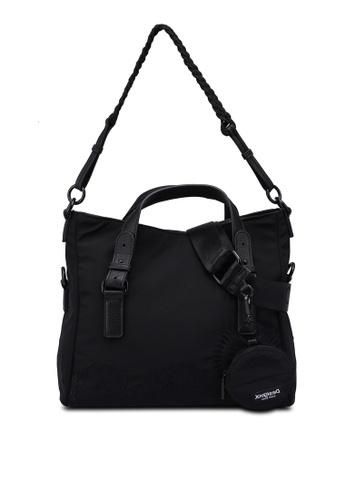 Desigual black Mandalas Handbag 4EDD2ACA03553DGS_1