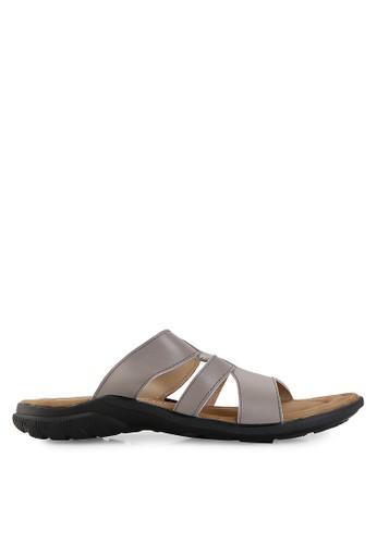 MARC & STUART Shoes grey Greg 4 MA456SH14NUZID_1