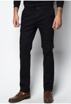 Casual Slim Straight Fit Chinos