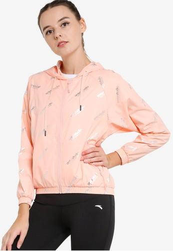 Anta pink Cross Training Single Jacket 7899CAA0790898GS_1