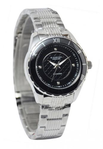 Giordano - Jam Tangan Wanita - Silver - Stainless Steel - P247-11