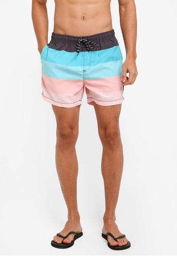 Factorie orange Jose Poolboy Shorts 287F0AAD521447GS_1