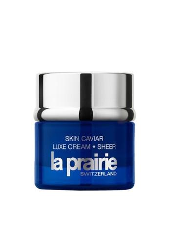 La Prairie La Prairie Skin Caviar Luxe Cream Sheer 50ml 01F6ABE1F20A24GS_1