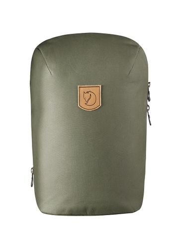 Fjallraven Kanken green Green Kiruna Backpack Small 93F75ACAE98FC9GS_1