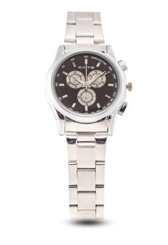 Stainless Analog Watch 1038G