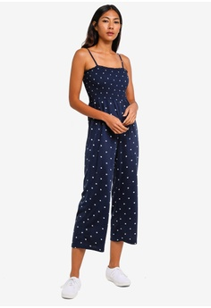 fdb2befe99dd 15% OFF Cotton On Sian Shirred Jumpsuit S  34.99 NOW S  29.90 Sizes XS S M L