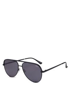 caf2d43cb32 Quay Australia black High Key Mini (P) Sunglasses F47F0GL0260E85GS 1