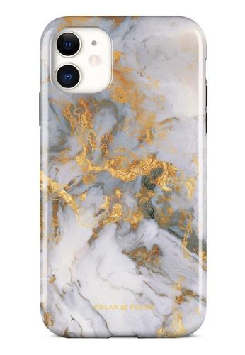 Polar Polar white Mist Marble Dual-Layer Tough Case Glossy For iPhone 11 BC92EAC99AE576GS_1