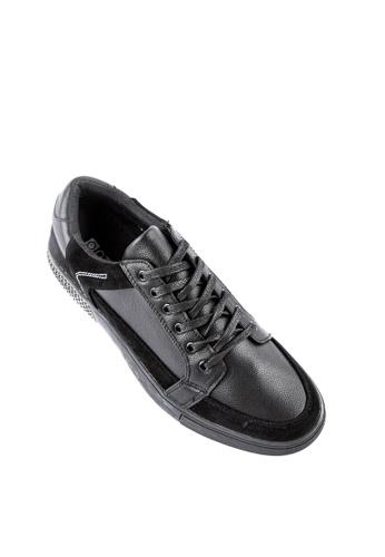 Otto black Combination Sneakers AE029SH524AAE7GS_1