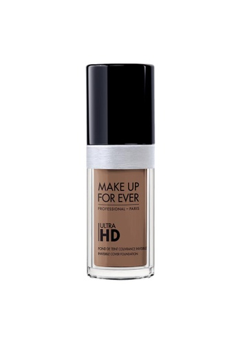 MAKE UP FOR EVER beige ULTRA HD FOUNDATION - Fluid Foundation 30ML Y505 3AA9DBE0C780D5GS_1