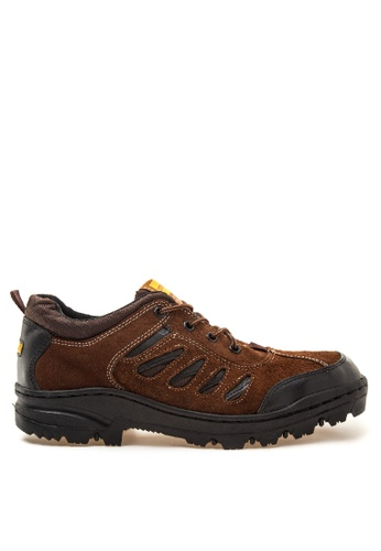 Caterpillar brown RS-99 Boots CA367SH67RWEPH_1