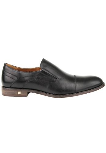 Tomaz black Tomaz F210 Slip On Loafers (Black) 204DCSHB57F918GS_1