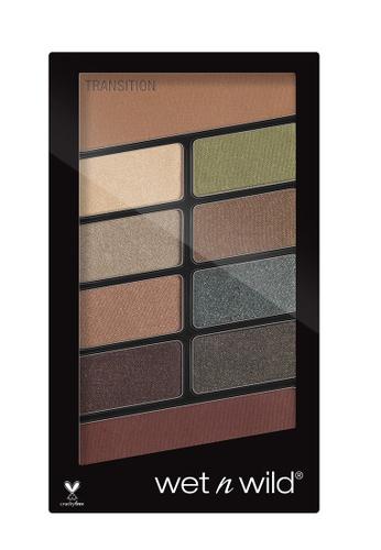 Wet N Wild Wet n Wild Color Icon Eyeshadow 10 Pan Palette - Comfort Zone 00F6ABE716EEBFGS_1
