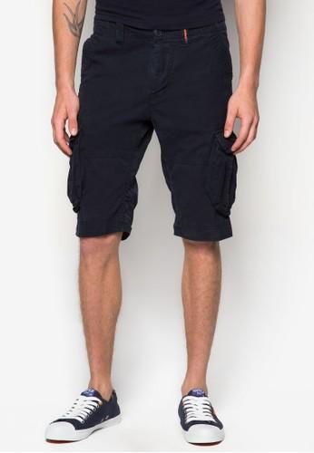 基本款工人短褲, 服飾,esprit門市 短褲
