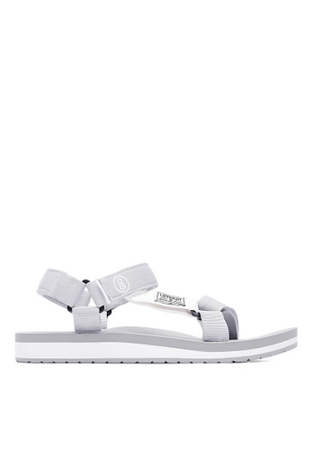 Life8 grey Men and Women Casual Sandals -09694-Grey LI283SH0FVADSG_1