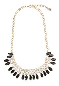 Deco 3 晶鑽珠寶墜飾項鍊